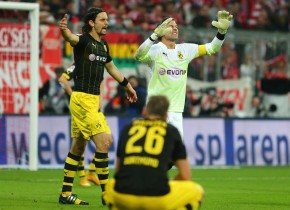 Neven Subotic war der Pechvogel der Partie