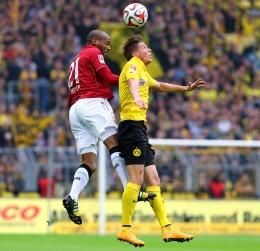 Erik Durm stand gegen Hannover wieder in der Startelf