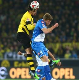 Mats Hummels feierte ein gelungenes Comeback