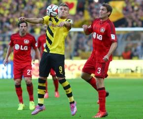 Ciro Immobile dürfte auch Morgen gegen Leverkusen in der Startelf stehen