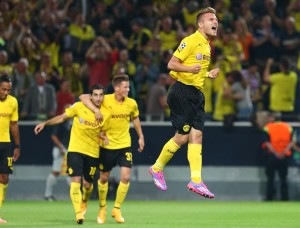 Immobile gegen London