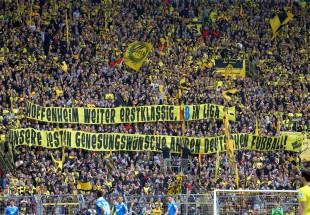 Protest against Hoffenheim