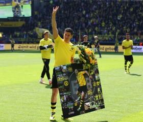 Saying good bye to Robert Lewandowski