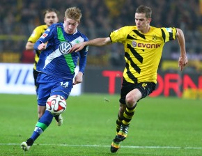 Bender against de Bruyne