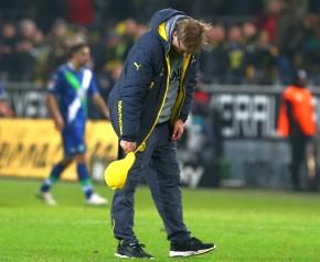 Klopp zieht den Hut vor den BVB-Fans