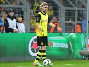 Und am Ende verlor der BVB auch noch Marcel Schmelzer