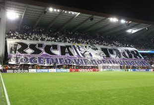 Choreographie of the RSC-Ultras