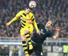 Micky gegen Florian Kringe