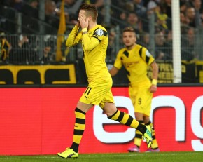 Hoping for some more Reus' cheers