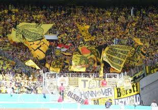 Maximal Durchschnitt: Der BVB-Fanblock