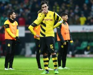 Mats Hummels ließ das 1-0 für Bremen zu