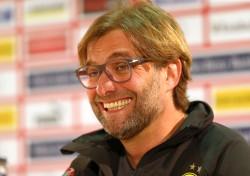 Jürgen Klopp freute sich über die drei Punkte