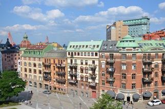 Tolle Stadt: Göteborg begeisterte