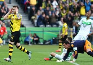 Marco Reus vergab das 2-0