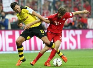 Mats Hummels gegen Thomas Müller, nun wohl bald in einem Team.