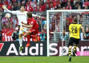Roman Bürki machte beim 1:0 für den FCB keine gute Figur