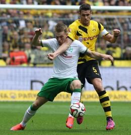 In seinem letzten Bundesliga-Spiel verdient der Kapitän nichts anderes als Note 1. Danke, Sebastian!