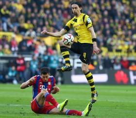 Verlässliche Defensivarbeit ohne echten Druck der Bayern. Note 4+