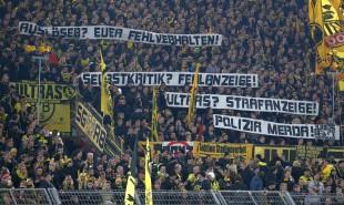 Kritik der JUBOS zum Polizeieinsatz nach dem PAOK-Heimspiel