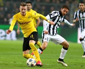 Marco Reus gegen Claudio Marchisio