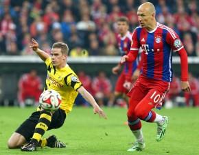 Kaum im Spiel schon wieder verletzt raus: Arjen Robben