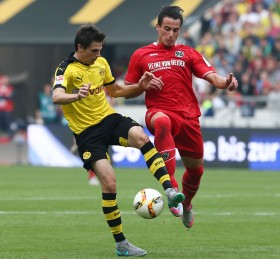 Jonas Hofmann ersetzte Marco Reus