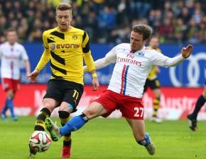 Marco Reus gegen Nico Müller