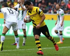 Ilkay Guendogan scored for Borussia