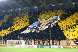 Die Dresdner Dampfwalze machte zumindest nicht den BVB platt