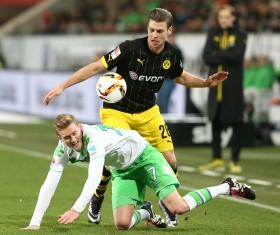 André Schürrle wird gegen seinen Ex-Club fehlen