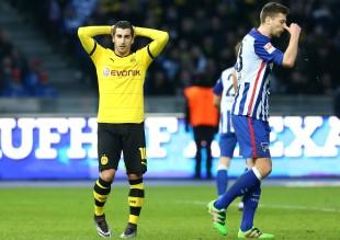 Die erste Nullnumemr für den BVB in der laufenden Saison