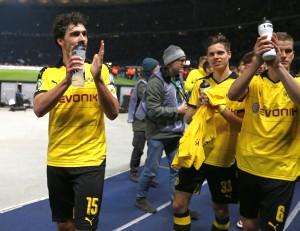 Für Hummels war die Entscheidung nach dem Pokalspiel in Berlin gefallen
