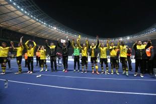 Der BVB steht mal wieder im Pokalfinale