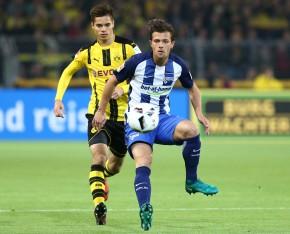 Julian Weigl erlebte ein intensives Spiel