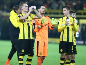 Matthias Ginter fühlte sich ein wenig an das Spiel gegen Leverkusen erinnert