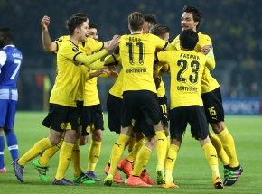 Ein letztlich verdienter, reifer und ungefährdeter Sieg der Borussia