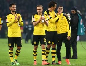 Freude über den Arbeitssieg gegen Hannover