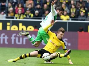 Christian Träsch gegen Marco Reus