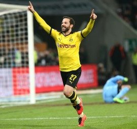 Gonzalo Castro schoss den BVB in Führung