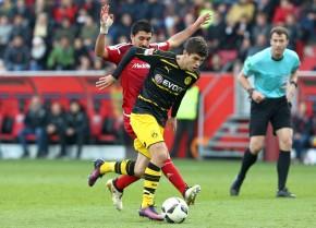 Mit Christian Pulisic kam in der zweiten Halbzeit mehr Schwung ins Spiel