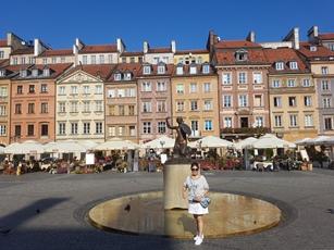 Rynek - Marktplatz in der Altstadt