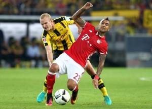 Duell Rode gegen Vidal