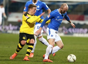 Feierte Bundesligadebüt: Felix Passlack