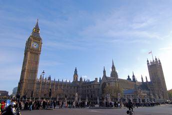 Beliebt bei BVB-Fans und anderen Touristen: Big Ben