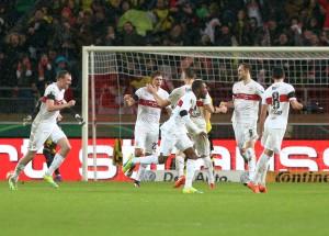 Die Freude beim VfB währte nur kurz