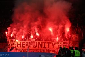 Droht gegen Leipzig nun ein Teilausschluss der Südtribüne?