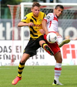 Marc Hornschuh ist neuer Kapitän des Teams
