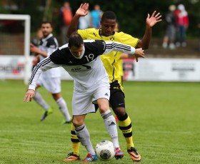 Neu beim BVB II: Joseph Gyau