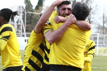 Ioannidis kamen die Freudentränen nach seinem ersten Treffer in schwarzgelb