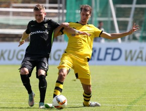 Jon Stankovic gegen Viktor Maier
